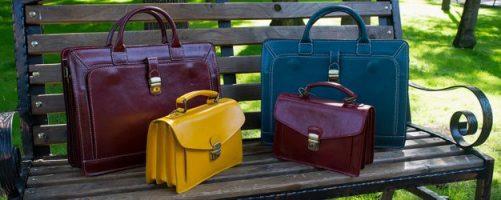 Cum prinde viata o geanta